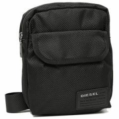 ディーゼル メンズ ショルダーバッグ DIESEL X04010 PR027 T8013 ブラック