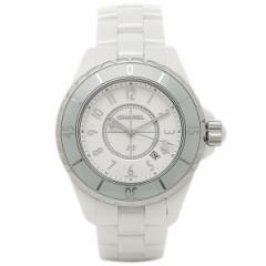 【あす着】シャネル 腕時計 CHANEL H4464 J12 ジェイトゥエルヴ ソフトミント ホワイト
