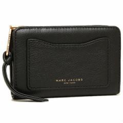 【あす着】マークジェイコブス 折財布 MARC JACOBS M0008172 001 ブラック