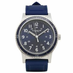 【あす着】コーチ 腕時計 アウトレット COACH W5015 NAV ネイビー シルバー tem_b