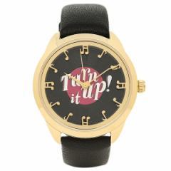 【あす着】ケイトスペード 腕時計 KATE SPADE KSW1148 ブラック ピンク ゴールド tem_b m_bf