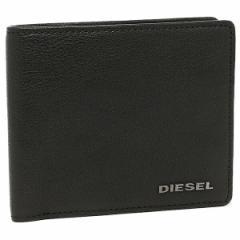 【あす着】ディーゼル 折財布 DIESEL X03925 PR271 T8013 ブラック