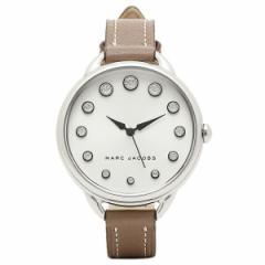 【あす着】マークジェイコブス 腕時計 レディース MARC JACOBS MJ1476 シルバ− ブラウン
