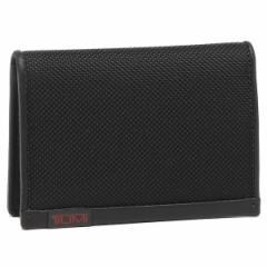 【あす着】トゥミ カードケース メンズ TUMI 119274 DID ブラック