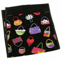 【あす着】FEILER フェイラー ゲストタオル Guest Towel クレイジーバッグス Crazy Bags ブラック black