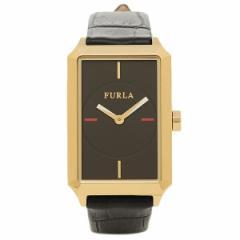 【あす着】フルラ 腕時計 FURLA R4251104502 イエローゴールド/ブラック tem_b
