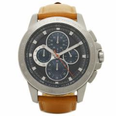 【あす着】マイケルコース 腕時計 MICHAEL KORS MK8518 ネイビー シルバー ブラウン tem_b m_bf