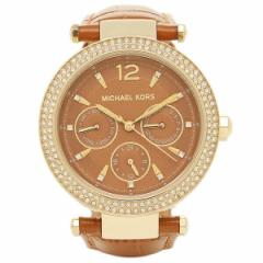 マイケルコース 腕時計 アウトレット MICHAEL KORS MK2546 ブラウン ゴールド レディース tem_b