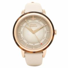 【あす着】ヴィヴィアン ウエストウッド レディース腕時計 VIVIENNE WESTWOOD VV158RSBG ベージュ ローズゴールド m_bf