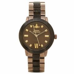ヴィヴィアンウエストウッド 腕時計 レディース VIVIENNE WESTWOOD VV165BRBR ブラウン