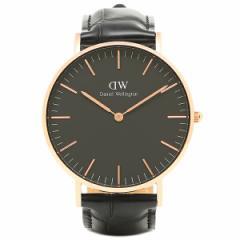 【あす着】ダニエルウェリントン 腕時計 Daniel Wellington DW00100141 36mm READING ローズゴールド