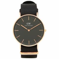 【あす着】ダニエルウェリントン 腕時計 Daniel Wellington DW00100150 36mm CORNWALL ローズゴールド