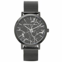 【あす着】クリスチャンポール 腕時計 CHRISTIAN PAUL MRML-01 ブラック