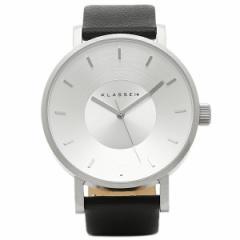 【あす着】クラス14 腕時計 klasse14 VO14SR001M シルバー ブラック