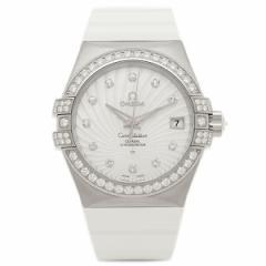 オメガ 腕時計 OMEGA  123.57.35.20.55.005 ホワイト シルバー