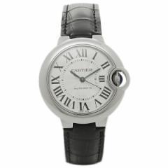 カルティエ 腕時計 CARTIER W6920085 シルバー ブラック