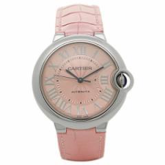 カルティエ 腕時計 CARTIER WSBB0007 ピンク シルバー