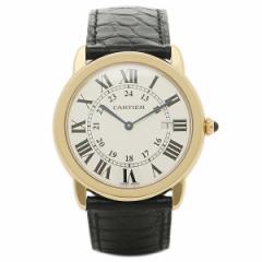 カルティエ 腕時計 CARTIER W6700455 ホワイト ゴールド ブラック