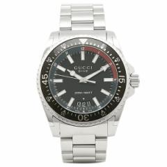 グッチ 腕時計 GUCCI YA136212 ネイビー シルバー m_bf