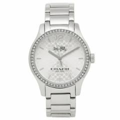 【あす着】COACH 腕時計 アウトレット コーチ W6213 SS シルバー レディース