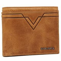 ディーゼル 折財布 DIESEL X03932 PR227 T2216 ライトブラウン