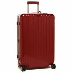 【あす着】リモワ レディース/メンズ スーツケース RIMOWA 831.73.53.5 レッド