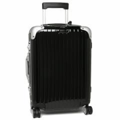 【あす着】リモワ レディース/メンズ スーツケース RIMOWA 881.53.50.4 ブラック