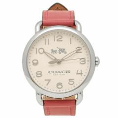 【あす着】コーチ 腕時計 レディース COACH 14502717 ピンク シルバー ホワイト