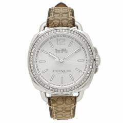 【あす着】コーチ 腕時計 レディース COACH 14502768 カーキー シルバー