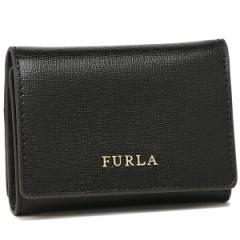【あす着】フルラ 折財布 レディース FURLA 894700 PR83 B30 O60 ブラック