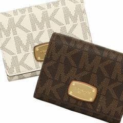 【あす着】マイケルコース 折財布 アウトレット レディース MICHAEL KORS 35T7GTVF1B