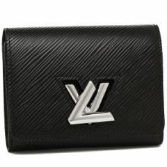 【あす着】ルイヴィトン 二つ折り財布 レディース LOUIS VUITTON M64414 ブラック