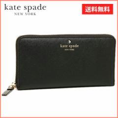 【あす着】ケイトスペード 財布 KATE SPADE PWRU3898 001 CEDAR STREET LACEY 長財布 BLACK