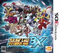 中古ゲーム/ 3DS ソフト / スーパーロボット大戦BX CTR-P-BSRJ 2500円以上送料無料