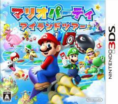 中古ゲーム/ 3DS ソフト / マリオパーティ アイランドツアー CTR-P-ATSJ 2500円以上送料無料