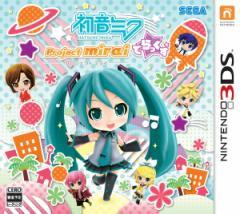 中古ゲーム/ 3DS ソフト / 初音ミクProject mirai でらっくす CTR-P-BRXJ 2500円以上送料無料