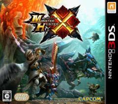 中古ゲーム/ 3DS ソフト / モンスターハンタークロス CTR-P-BXXJ 2500円以上送料無料