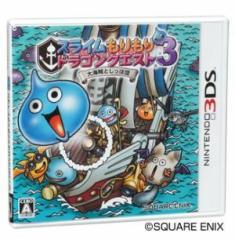 中古ゲーム/ 3DS ソフト / スライムもりもりドラゴンクエスト3 大海賊としっぽ団 CTR-P-AMRJ 2500円以上送料無料