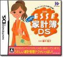 中古ゲーム/ DS ソフト / ESSEしっかり家計簿DS NTR-P-YESJ 2500円以上送料無料