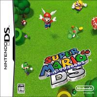 スーパーマリオ64 DS ソフト NTRP / 中古 ゲーム