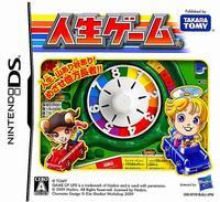中古ゲーム/ DS ソフト / 人生ゲーム NTR-P-BJ9J 2500円以上送料無料
