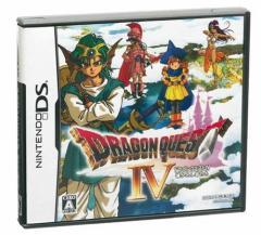 ドラゴンクエスト4 導かれし者たち DS DS ソフト NTR-P-YIVJ / 中古 ゲーム