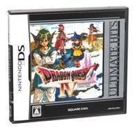 中古ゲーム/ DS ソフト / ドラゴンクエスト4 導かれし者たち(廉価版) NTR-P-YIVJ 2500円以上送料無料