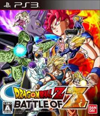 中古ゲーム/ PS3 ソフト / ドラゴンボールZ BATTLE OF Z PS3 BLJS-10234 2500円以上送料無料