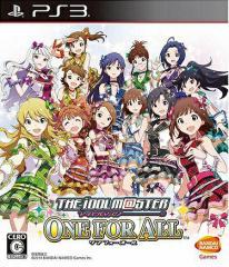 中古ゲーム/ PS3 ソフト / アイドルマスターワンフォーオール BLJS-10260 2500円以上送料無料