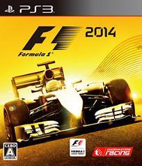 中古ゲーム/ PS3 ソフト / F1 2014 BLJM-61219 2500円以上送料無料