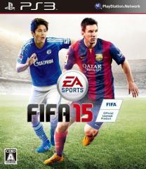 中古ゲーム/ PS3 ソフト / FIFA 15 BLJM-61202 2500円以上送料無料