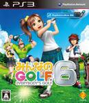 中古ゲーム/ PS3 ソフト / みんなのGOLF6 BCJS-30089 2500円以上送料無料