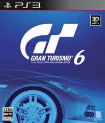 中古ゲーム/ PS3 ソフト / グランツーリスモ6 通常版 BCJS-37016 2500円以上送料無料