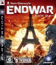 中古ゲーム/ PS3 ソフト / エンド ウォー -Tom Clancys ENDWAR- 通常版 BLJM-60136 2500円以上送料無料
